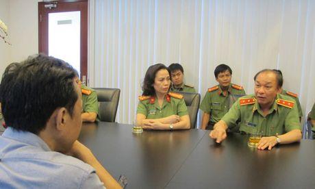 Giam doc Cong an TP HCM 'dau long' vi CSGT - Anh 1