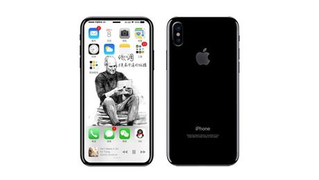 Dem nay, iPhone 8 va iPhone X ra mat - Anh 1