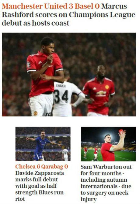Bao chi Anh: No vang troi MU & Chelsea dai thang 9 sao - Anh 6