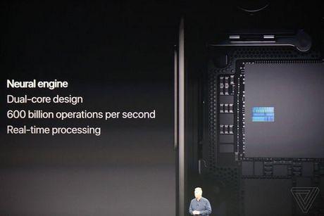 Apple ra mat iPhone X: khong con nut Home, man OLED vien mong, mo khoa FaceID - Anh 17