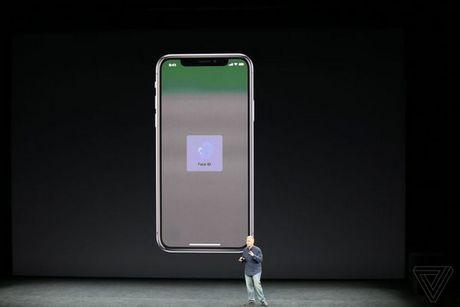 Apple ra mat iPhone X: khong con nut Home, man OLED vien mong, mo khoa FaceID - Anh 19
