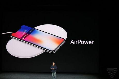 Apple ra mat iPhone X: khong con nut Home, man OLED vien mong, mo khoa FaceID - Anh 25