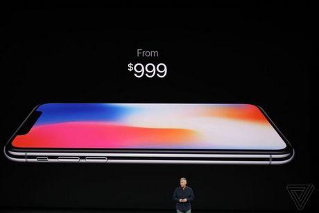 Apple ra mat iPhone X: khong con nut Home, man OLED vien mong, mo khoa FaceID - Anh 26