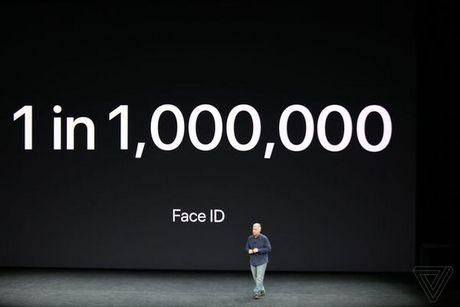 Apple ra mat iPhone X: khong con nut Home, man OLED vien mong, mo khoa FaceID - Anh 5