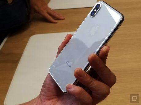 Thong so va cau hinh chinh thuc cua iPhone X - Anh 2