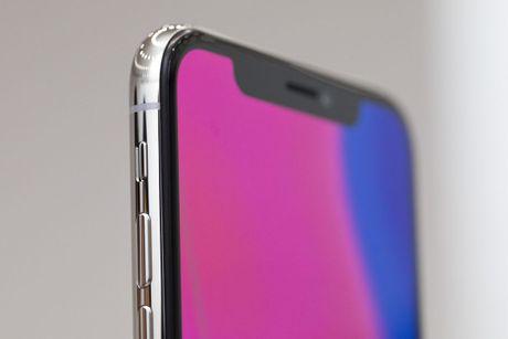 Thong so va cau hinh chinh thuc cua iPhone X - Anh 3