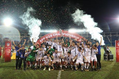 U18 Thai Lan 2-0 U18 Malaysia (Chung ket giai U18 Dong Nam A 2017) - Anh 1