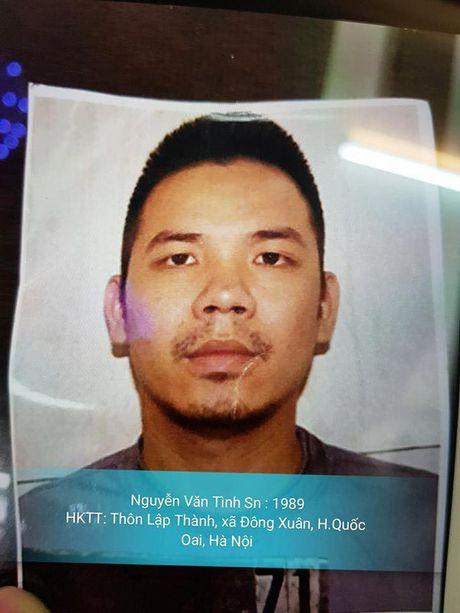 Da bat duoc tu tu tron trai Nguyen Van Tinh - Anh 1