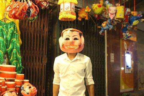 Tran ngap khong khi trung thu o Pho Co Ha Noi - Anh 1