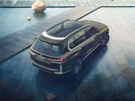 BMW X7 iPerformance xuat hien: To lon va sang trong - Anh 10