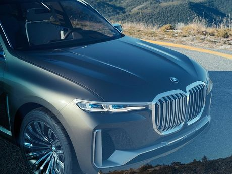 BMW X7 iPerformance xuat hien: To lon va sang trong - Anh 11