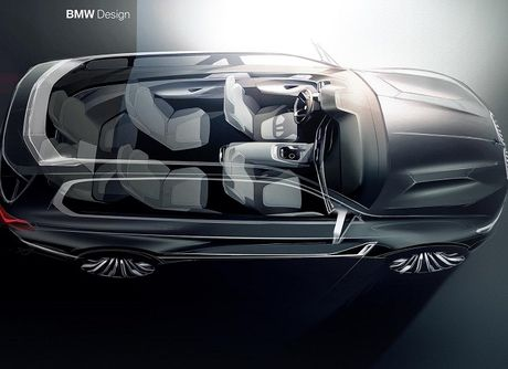 BMW X7 iPerformance xuat hien: To lon va sang trong - Anh 6