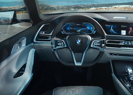 BMW X7 iPerformance xuat hien: To lon va sang trong - Anh 7