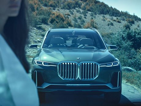 BMW X7 iPerformance xuat hien: To lon va sang trong - Anh 9
