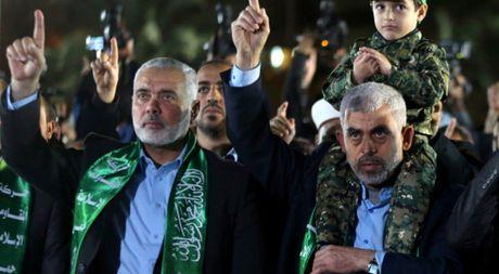 Phe Hamas de nghi hoa giai voi chinh quyen Tong thong Palestine - Anh 1