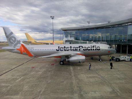 Jetstar Pacific dieu chinh lich 16 chuyen bay do bao so 10 - Anh 1