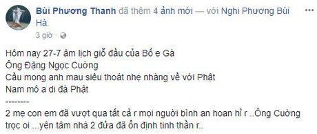 Phuong Thanh chia se bo cua con gai da qua doi 1 nam truoc - Anh 1