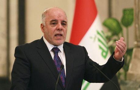 Thu tuong Iraq: Nguoi Kurd dang 'dua voi lua' khi doi doc lap - Anh 1