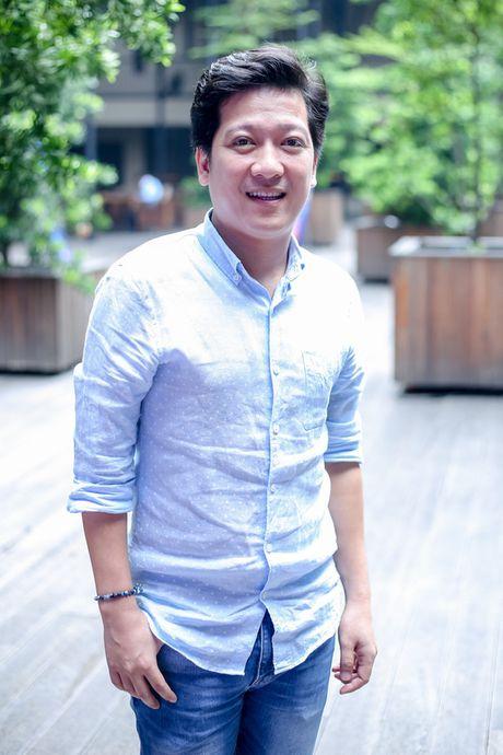 Xon xao clip Truong Giang tranh cai sau khi va cham xe luc khuya - Anh 1