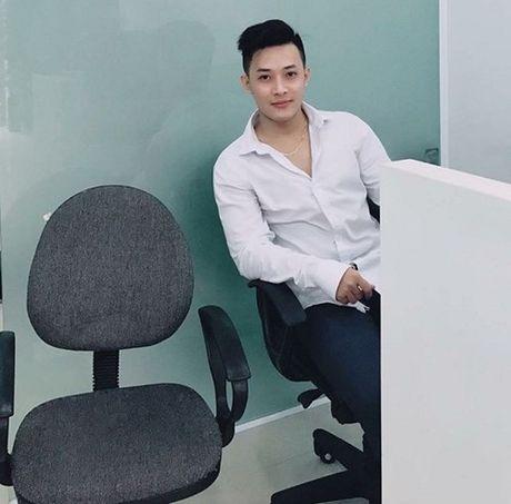 Chang nha si dep trai khien chi em ban loan - Anh 3