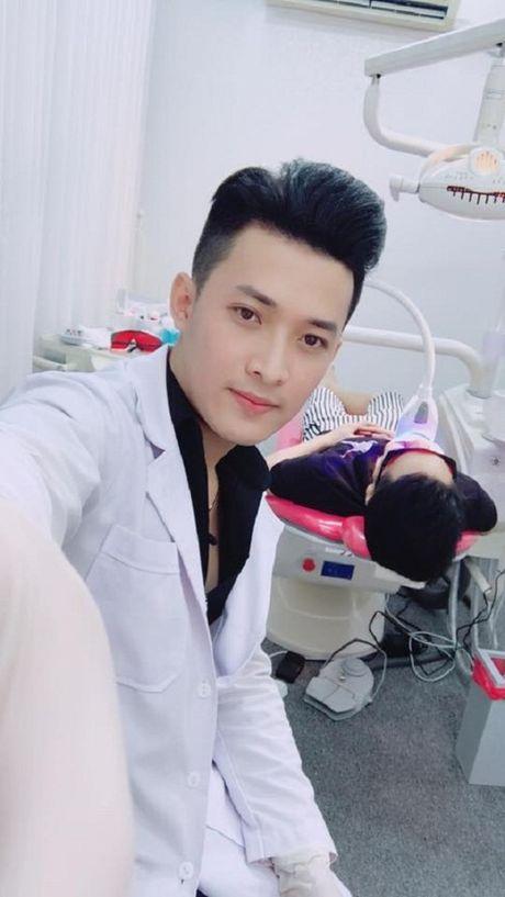 Chang nha si dep trai khien chi em ban loan - Anh 4