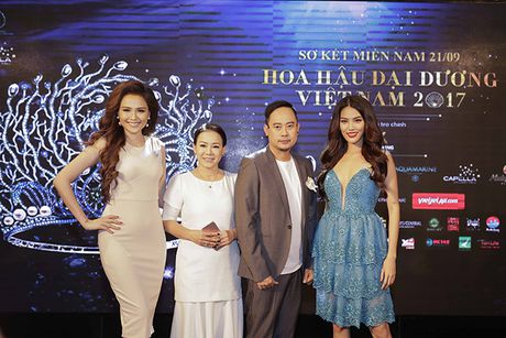 Ngam 40 co gai dep vao Ban ket Hoa hau Dai duong 2017 - Anh 2