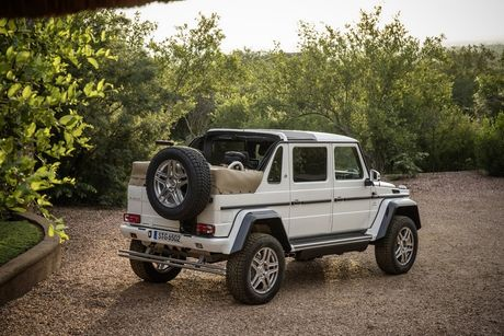 Co hoi so huu hang hiem Mercedes-Maybach G 650 Landaulet - Anh 2