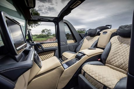 Co hoi so huu hang hiem Mercedes-Maybach G 650 Landaulet - Anh 3