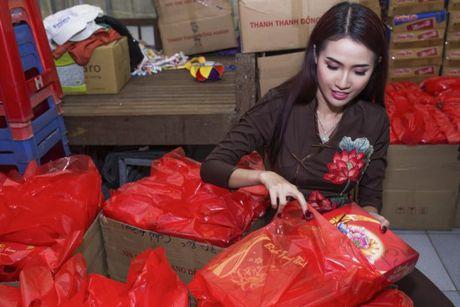 Phan Thi Mo trao 500 suat qua cho nguoi ngheo nhan mua Trung Thu - Anh 6