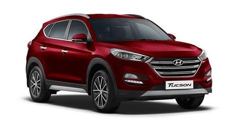 Gia o to Hyundai thang 10/2017: Hyundai Tucson giam con 770 trieu dong - Anh 1