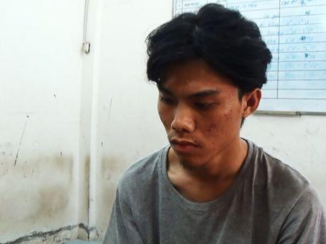 Dung kip no gia cuop ngan hang o Tan Phu - Anh 1