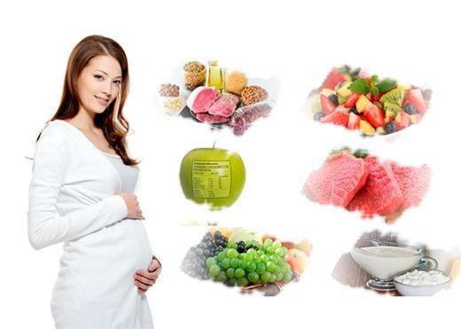 Thực đơn hàng ngày cho bà bầu 3 tháng đầu đầy đủ dưỡng chất
