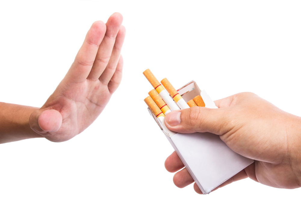 Image result for không hút thuốc