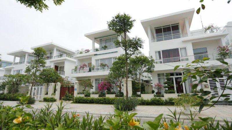 Kết quả hình ảnh cho quần thể villa tư nhân tại FLC sầm sơn