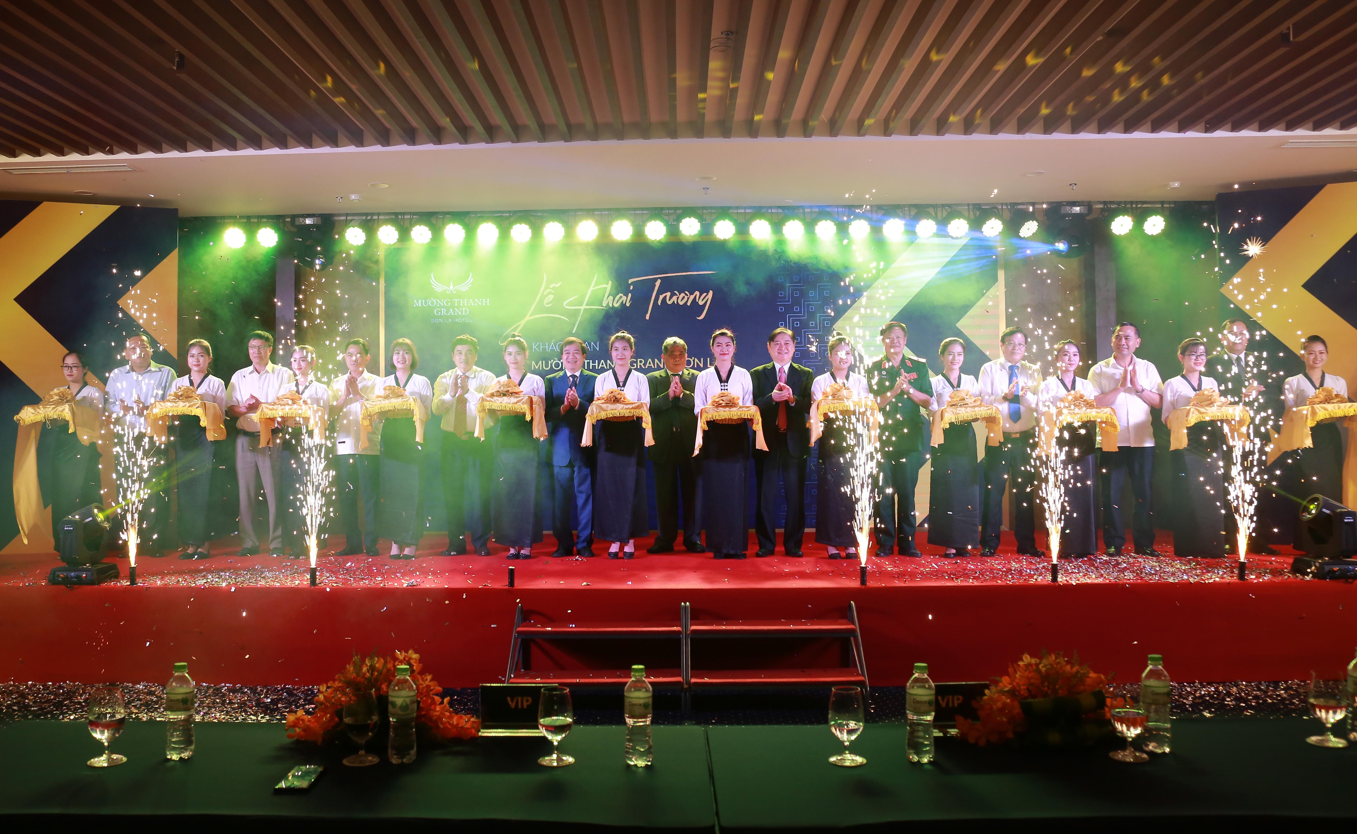 Khai trương khách sạn thứ 50 của Mường Thanh đặt tại Sơn La Ảnh 1