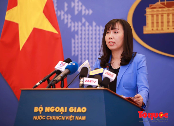 Việt Nam phản ứng về thượng đỉnh liên Triều lần 5 Ảnh 1