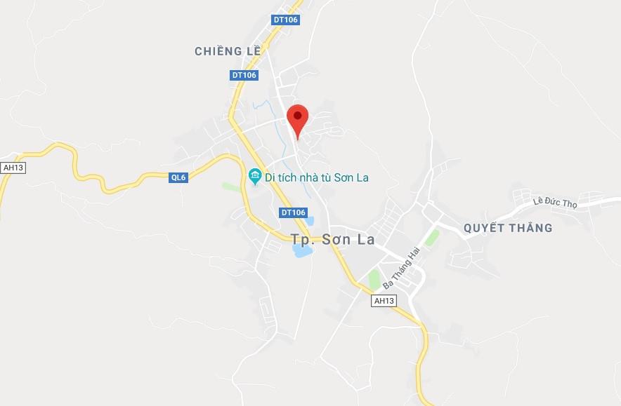 3 nghi phạm đi ôtô cướp tiệm vàng ở Sơn La Ảnh 2