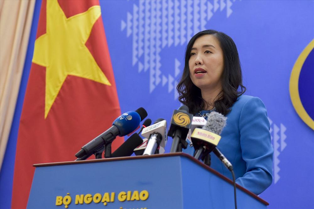 Việt Nam ủng hộ Hàn - Triều có hành động thiết thực phi hạt nhân hóa Ảnh 1