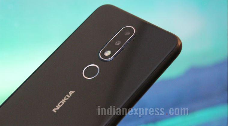 Nokia 7.1 Plus lộ diện: Màn hình không tai thỏ 5,9 inch, Snapdragon 710 Ảnh 1