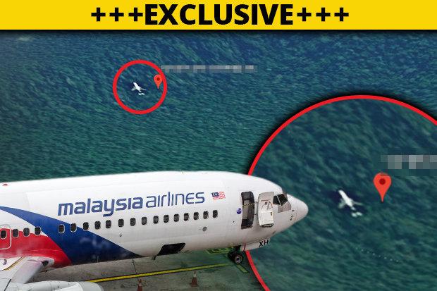 Nhà điều tra về MH370 phát hiện hình ảnh của máy bay gần miệng núi lửa Ảnh 1