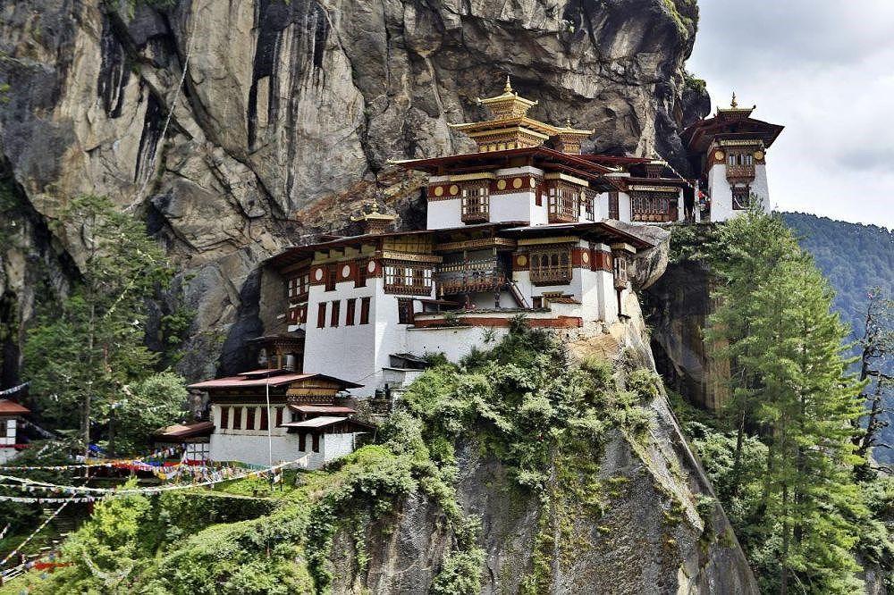 Chùm ảnh: Những ngôi nhà kỳ lạ và biệt lập nhất thế giới Ảnh 1