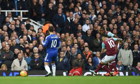 TRUC TIEP West Ham - Chelsea: 'The Blues' bi thung luoi - Anh 1