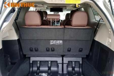 Toyota Sienna Limited 2016 gia 3,3 ty dong tai Ha Noi - Anh 12