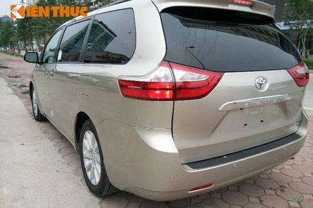 Toyota Sienna Limited 2016 gia 3,3 ty dong tai Ha Noi - Anh 13