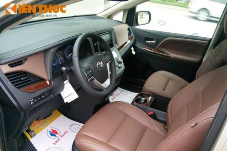 Toyota Sienna Limited 2016 gia 3,3 ty dong tai Ha Noi - Anh 8