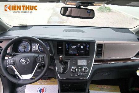 Toyota Sienna Limited 2016 gia 3,3 ty dong tai Ha Noi - Anh 9