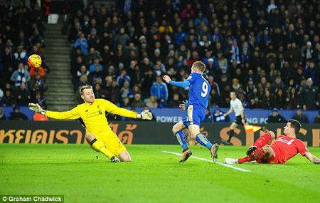 Leicester 2-0 Liverpool: Klopp cay dang thua nhan Vardy la su khac biet - Anh 4