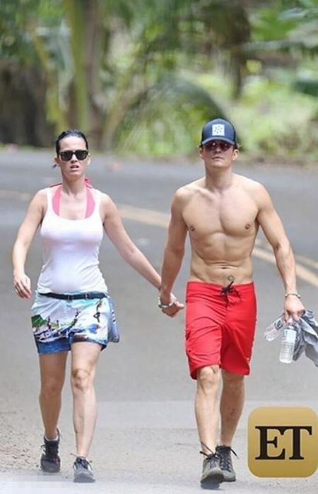 Katy Perry - Orlando Bloom: Tinh yeu moi chom - Anh 6
