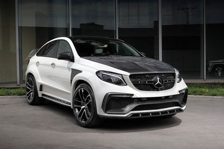 TopCar do noi that Mercedes GLE Coupe phong cach ca sau do - Anh 12