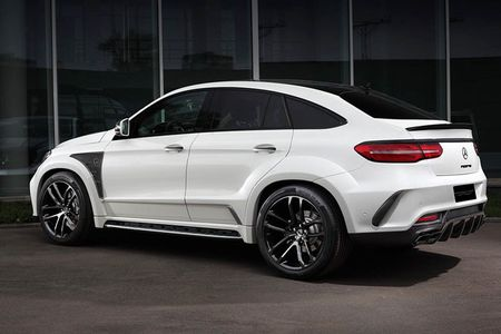 TopCar do noi that Mercedes GLE Coupe phong cach ca sau do - Anh 13